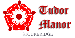 Tudor Manor: Stourbridge Logo